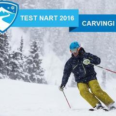 Najlepsze narty na przygotowane trasy: test męskich carvingów allround 2016 - ©Liam Doran