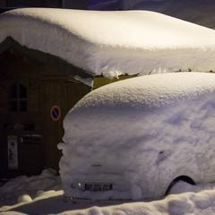 Gallery: Powder in the French Alps Nov. 26, 2015 - ©Val Thorens