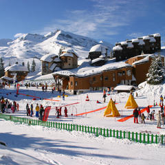 Five of the best ski holidays with childcare - ©Stephane Lerendu / OT d'Avoriaz