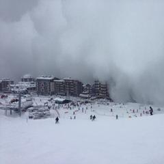 Valanga sulle piste di Cervinia: video e rassicurazioni - © Scuola di Sci e Snowboard del Cervino Facebook