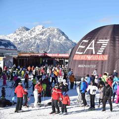 EA7 Winter Tour: migliora il tuo stile e testa la nuova collezione neve - ©Matteo Zanardi - www.armani.com