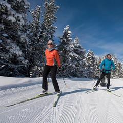 ski de fond villard de lans - © P.Rebreyend