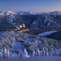 Whistler Blackcomb - © David McColm