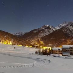Arvieux en queyras pr sentation de arvieux en queyras la station le domaine skiable - Office de tourisme arvieux ...