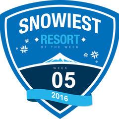 Snowiest Resort of the Week - 5. kalendářní týden - © Skiinfo
