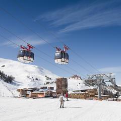 La plagne pr sentation de la plagne la station le domaine skiable - Office tourisme la plagne centre ...