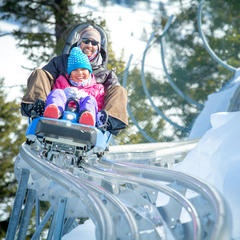 Cowboy Coaster at Snow King - © Snow King Mountain