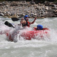 Alpine Rafting - ©Alpine Rafting