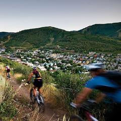 Mountain biking in Park City - ©Mike Tittel