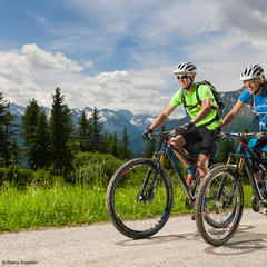 Radwege in Tirol - ©Ronny Kiaulehn