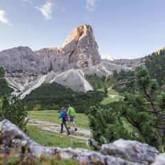 8 invitanti offerte per trascorrere l'estate in quota - ©Consorzio Turistico Alta Badia