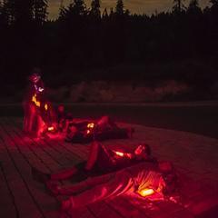 Dark Sky Festival stargazing - © Alison Taggart-Barone