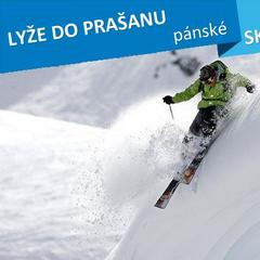 Pánské lyže do prašanu - Skitest OnTheSnow 2016/2017 - © stefcervos