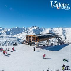 Valloire pr sentation de valloire la station le domaine skiable - Office de tourisme de valloire ...