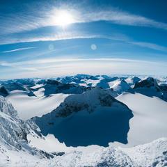 Høgruta i Jotunheimen - ©Tor Berge - Norexplore