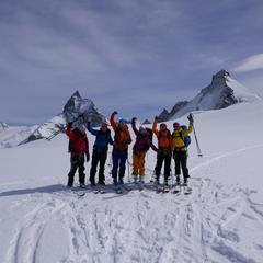 Dag 6: Vignettes-hytta til Zermatt - ©Mattias Erlandson