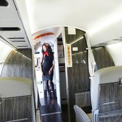 JetSuiteX LA to Mammoth - © JetSuiteX