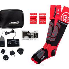 Pack chaussettes chauffantes + batterie