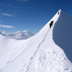 Tramvají k Mont Blancu? Jedině v Saint Gervais