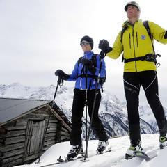 Skitury w Mayrhofen