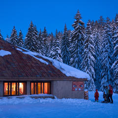 Expérience : Dormir en refuge dans les Montagnes du Jura - ©Chalet de la Frasse / Montagnes du Jura