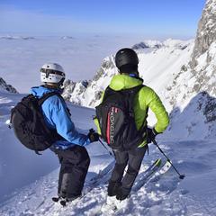 Skigebiet Dammkar - Karwendel   Überblick & Informationen