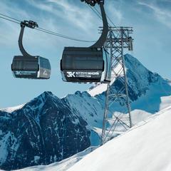 Kitzsteinhorn 3K K-onnection – najväčší tohtoročný rakúsky projekt - ©Kitzsteinhorn
