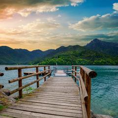 Lago di Ledro - © facebook | Dorpell