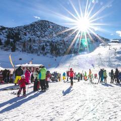 Dove sciare a primavera? Le top 10 stazioni sciistiche italiane - ©Monte Bondone Facebook