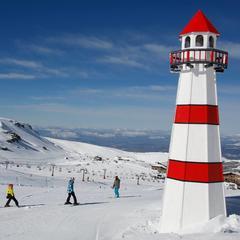 piste de ski sierra nevada - © Sierra Nevada
