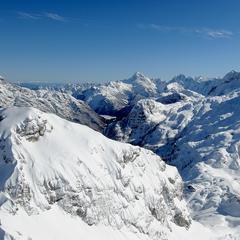 A Sella Nevea vanno in scena le finali della Coppa Europa di Sci Alpino 2019 - ©Ph. Carlo Spaliviero