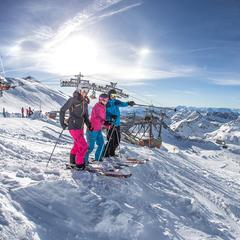 Bude se lyžovat na ledovci: TMR koupila alpské skiareály Mölltal a Ankogel - ©TMR, a.s.