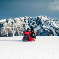 week-end en couple dans un chalet en montagne