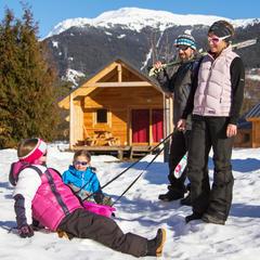 localtion chalet pour les vacances au ski