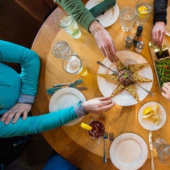Food and drink at Deer Valley Resort, Utah - © Scott Markewitz