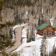 Lodging options in Utah - © Courtesy of Eagle Point