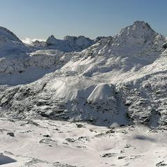 Lyžovačka na ledovci Mölltal - © archív Mölltaler Gletscher