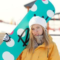 Prinášame návod, na čo si dať pozor pri prvých pokusoch so snowboardom - © kiska_murka - Fotolia.com