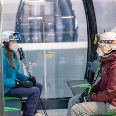 Covid-19 Otázky a odpovede: Kde sa lyžuje a kam môžem vycestovať - ©facebook   Planai - Schladming