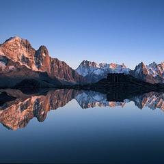Pirineos Vs Alpes