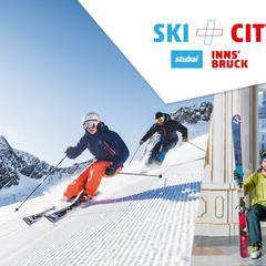 SKI plus CITY Pass Stubai Innsbruck - © SKI plus CITY Pass Stubai Innsbruck