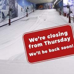 Snow centres close as England locks down - ©The Snow Centre/Facebook