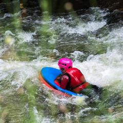 sports d'eaux vives en montagne - © Baillou - Fotolia.com