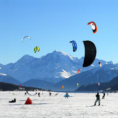 Alternative high-altitude snow sports - ©South Tyrol