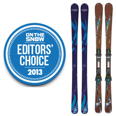 2013 Editors' Choice: The Best Women's Frontside Skis