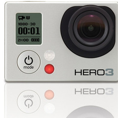 The best photo gear for budding ski & snowboard photographers: GoPro HERO3 - ©GoPro