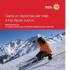 Gana un espectacular viaje a los Alpes Suizos - ©Suiza Turismo