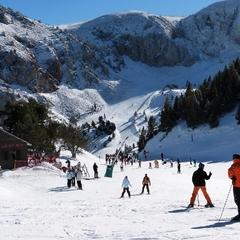 72 km esquiables en Alp 2500 - ©Masella