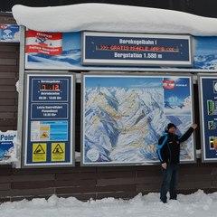 Saalbach-Hinterglemm is open. Dec. 7, 2012 - ©Saalbach-Hinterglemm