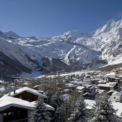 Saas-Fee, el Paraíso blanco - ©Saas-Fee Tourism